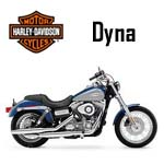 HD Dyna Exhausts