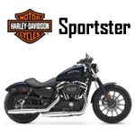 HD Sportster Exhausts
