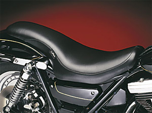 Le Pera King Cobra Seat For Harley Davidson 1982-1994 FXR Motorcycles (L-898)