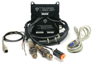 Zippers Thundermax with AutoTune - Electronic Fuel Injection System for Softails 2001-2010 - (309-460)