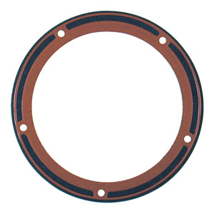 James Derby Cover Gasket For 99-05 Dyna; 99-06 Softail, Touring, Gasket - Pack Of 5 - (ARM161079)