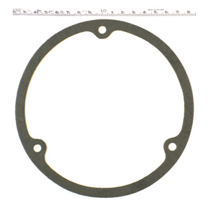 James Derby Cover Gasket For 70-E84 Big Twin - Pack Of 10 (ARM574815)