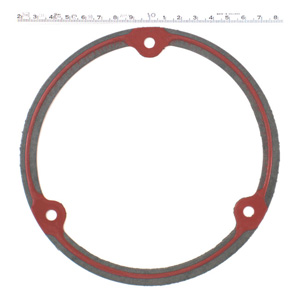 James Derby Cover Gasket For 70-E84 Big Twin - Pack Of 10 (ARM979059)