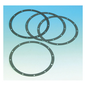 James Derby Cover Gasket For 52-70 K, XL; 1973 XR 750 - Pack Of 10 (ARM591815)