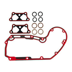 James Cam Gear Change Gasket Kit For 04-20 XL (excl 08-12 XR) - (ARM730625)