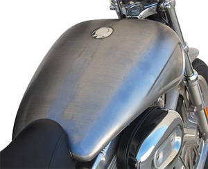 King Style 3.2 Gal Gas Tank for 1995-2003 Harley Sportster XL Models