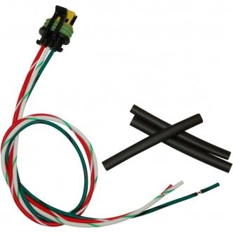 wiring units harnesses for harley davidson dyna. Black Bedroom Furniture Sets. Home Design Ideas