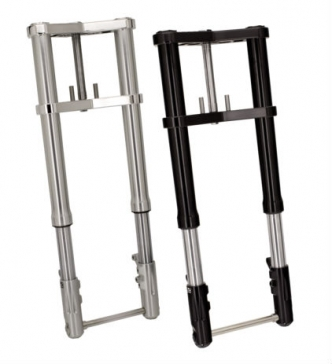 Mupo Front Hydraulic Forks 0 Degree Raked