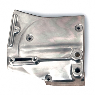 Doss Transmission Sprocket Cover In Chrome Finish For 1982-1990 XL, 1981 XLS Models (ARM712345)