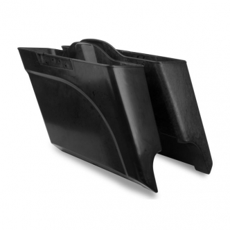 Arlen Ness Angled Saddlebag Right For 2014-2020 Touring Models (60-156)