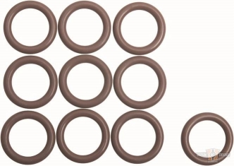 Cometic Breather Assembly O-Ring Viton For 2018-2020 Softail, 2017-2020 Touring Models (Pack of 10) (C10189) (OEM 1190116)