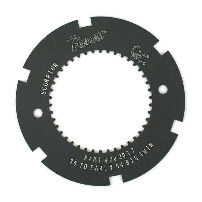 Barnett Performance Products 638-30-80098 Scorpion Clutch Lock Plate