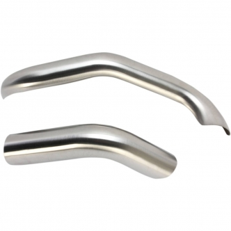 Bassani Stainless Heat Shield for Road Rage III 2-Into-1 Exhaust (HS-1D1SS)