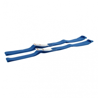 Ancra 18 Inch Soft Hook Extensions In Blue (ARM235235)