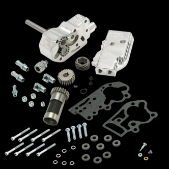 S&S Oil Pump Kit With Gears and Shims For 1948-53 HD Big Twins (31-6292)