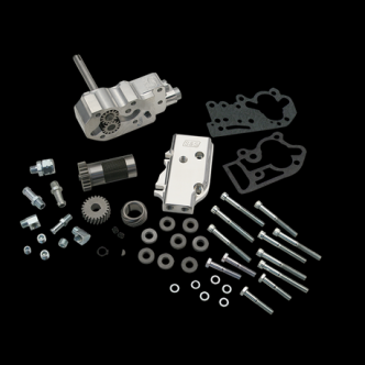 S&S Oil Pump Kit With Gears and Shims For 1970-77 HD Big Twins (31-6294)