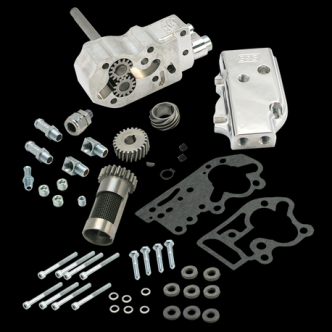 S&S Oil Pump and Gears Kit For 1978-91 HD Big Twins (31-6295)