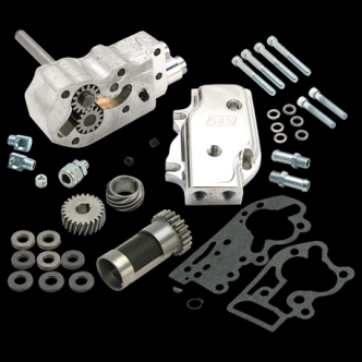 Oil Pump And Gears Kit For 1992-99 HD Big Twins (31-6296)