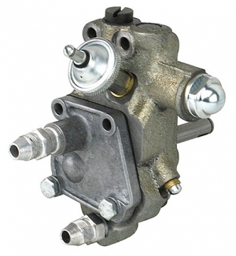 Doss Cast Iron Oil Pump For 50-67 Big Twins (Replaces OEM 26201-48D) (ARM249915)