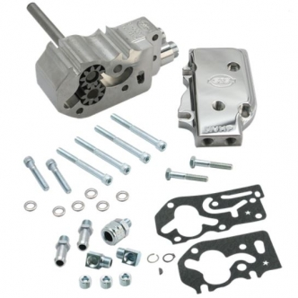 S&S High Volume High Pressure Oil Pump Only Kit For 1992-99 HD Big Twins - Standard (31-6209)