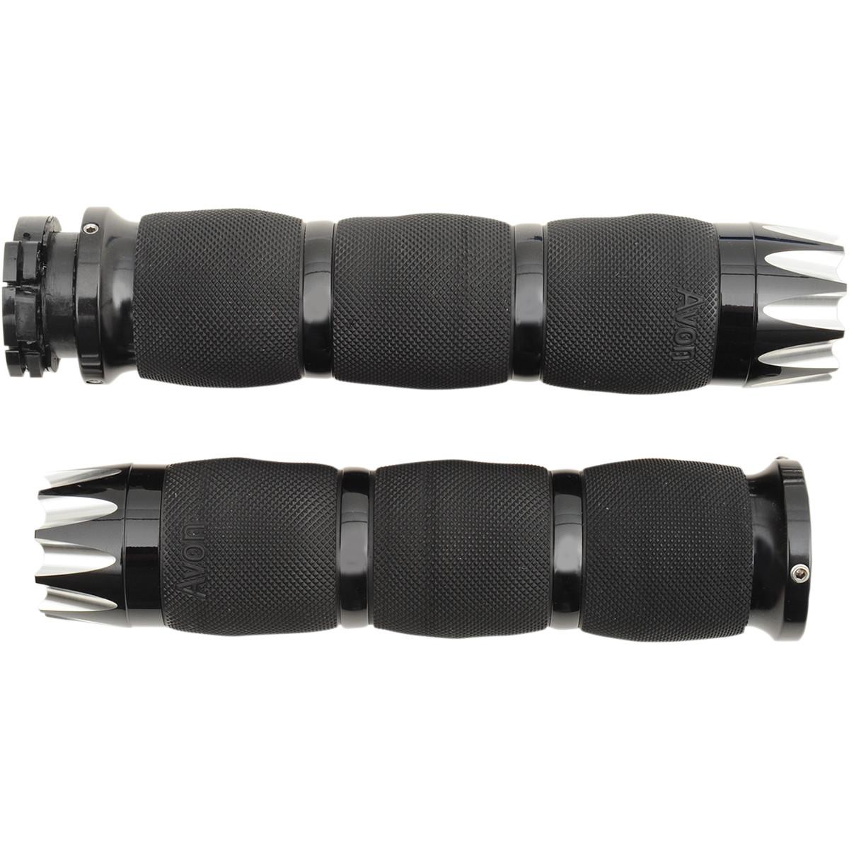Avon Grips Black Air Cushion Grips IN-S-AIR-90-ANO