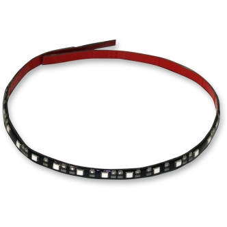 Custom Dynamics Long Flexible Magical Wizards LED Strip 24 Inch Length (MWZ24)