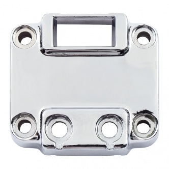 DOSS H/B Switch Housing, Horizontal in Chrome Finish For 1973-1981 XL, 1972-1981 FL, 1973-1981 FX Models (ARM025515)