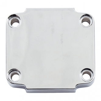 DOSS H/B Switch Housing, Plain in Chrome Finish For 1973-1981 XL, 1972-1981 FL, 1973-1981 FX Models (ARM555205)