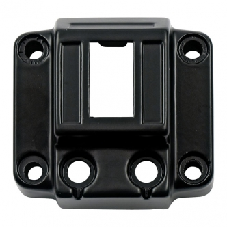 DOSS H/B Switch Housing, Plain in Black Finish For 1973-1981 XL, 1972-1981 FL, 1973-1981 FX Models (ARM305515)