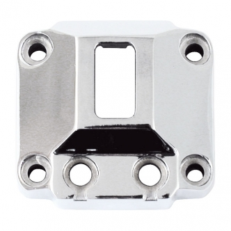 DOSS Custom Vertical Switch Housing in Chrome Finish For 1972-1981 FL, 1973-1981 FX, XL Models (ARM561319)