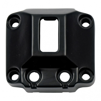 DOSS Custom Vertical Switch Housing in Black Finish For 1972-1981 FL, 1973-1981 FX, XL Models (ARM405515)