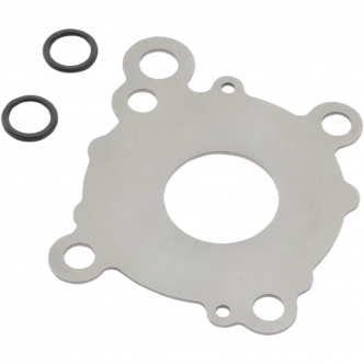 Drag Specialties Oil Pump Replacement Partition Plate & O-Ring Set For 1999-2011 88 Inch Twin Cam Applications (88723)