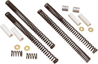 Burly Brand Adjustable Shock Lowering Kit for Harley Davidson Softail B28-250