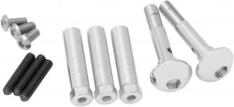 Arlen Ness Replacement Hardware Kit For Big Sucker Stage 1 For Harley Davidson 2008-2016 Touring Models (18-530)