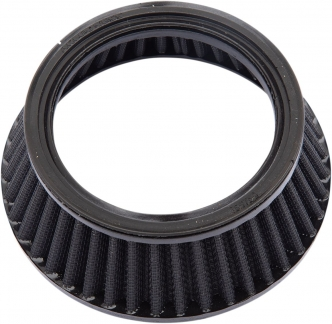 Arlen Ness Stock Replacement Clear Tear Filter Element For Arlen Ness Clear Tear Teardrop Air Cleaner Assemblies (81-111)